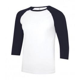 ATC Eurospun Ring Spun Baseball Tee T-Shirt
