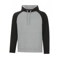 Athletic Grey/Black